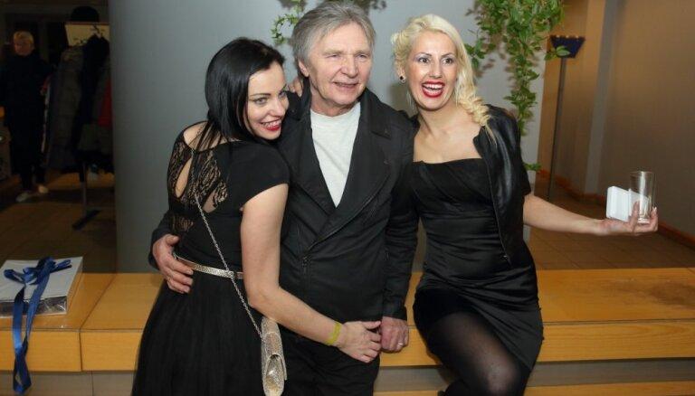 Foto: Ieskats 'Muzikālās bankas' nakts banketā