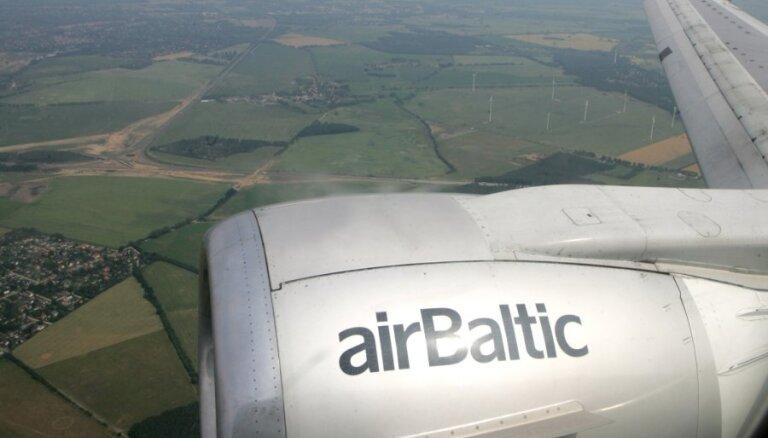SM vērtēs 'Ventbunkera' piedāvājumu investēšanai 'airBaltic'