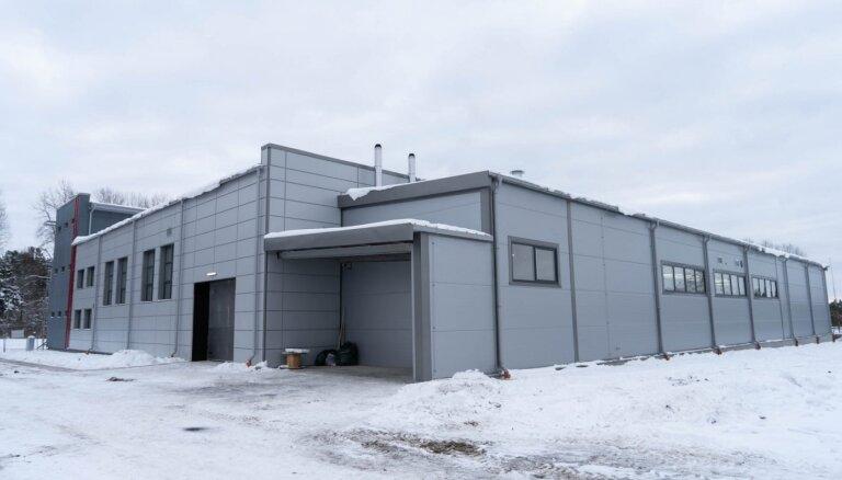 Mēbeļu ražotājs 'Wega' ieguvis ražotnes ēkas nomas tiesības uz 30 gadiem