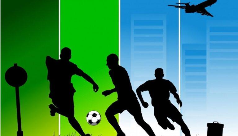 Latvijas futbola vārds izskan saistībā ar spēļu rezultātu sarunāšanas gadījumiem Kiprā