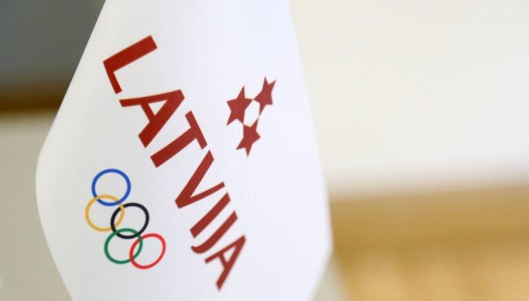 Nosauks Latvijas karognesēju Tokijas olimpisko spēļu atklāšanā