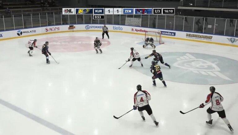 Video: Aizvadītās OHL spēļu nedēļas skaistākie vārtu guvumi
