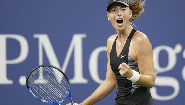 US Open: Шарапова вышла во второй круг, Южный не доиграл матч с Багдатисом
