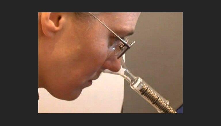 Smakas mēra elektroniskais deguns