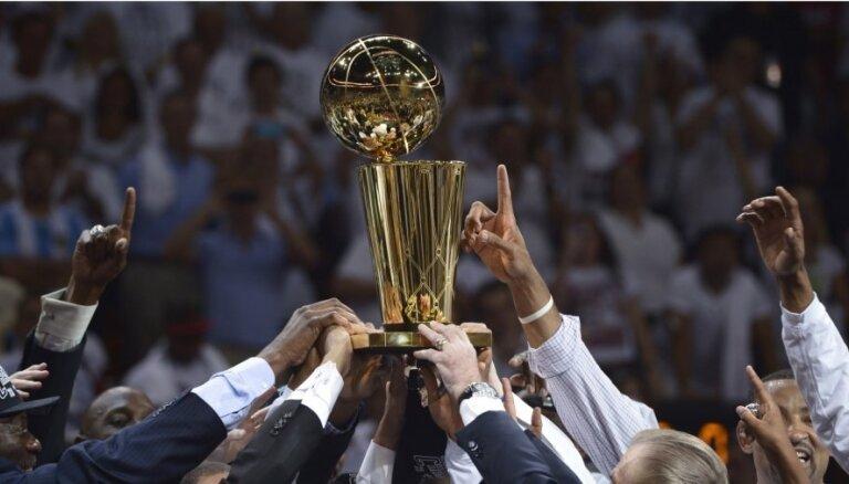 Zināmi NBA 'play-off' pirmās kārtas pāri