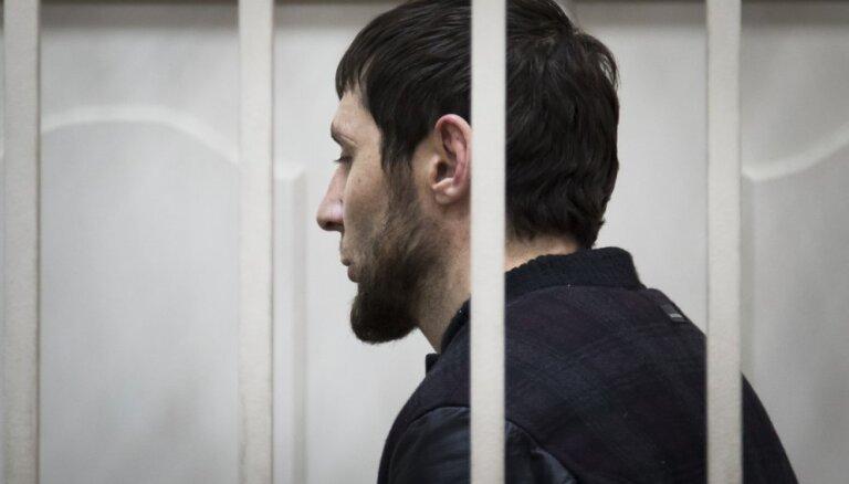 Дадаев не признает себя виновным в убийстве Немцова