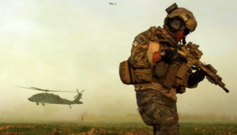 ASV uz Sīriju varētu nosūtīt īpašo uzdevumu vienības