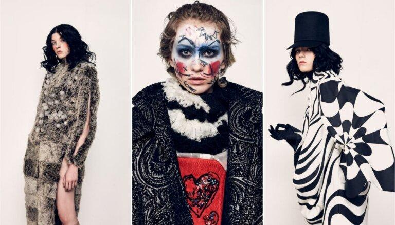Modes nākotne. 18 studenti, kas piedalīsies Mākslas akadēmijas modes skatē