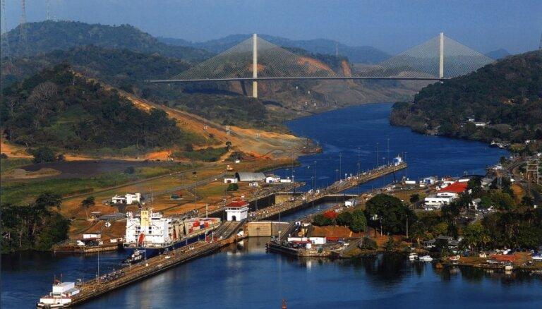 Никарагуа хочет построить канал, альтернативный Панамскому