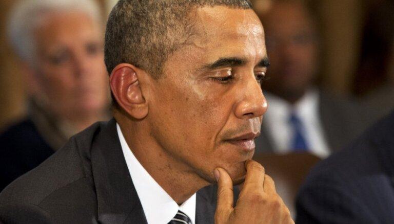 Обама призывает резервистов на борьбу с Эболой в Западной Африке
