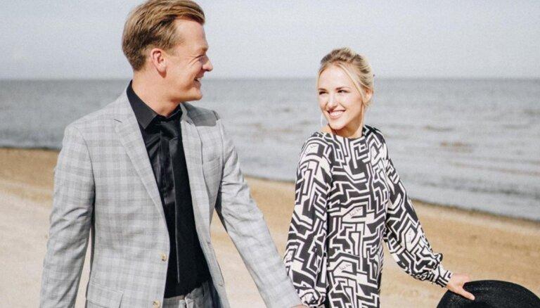 Riharda Lepera sieva pēc kāzām pārgājusi vīra uzvārdā