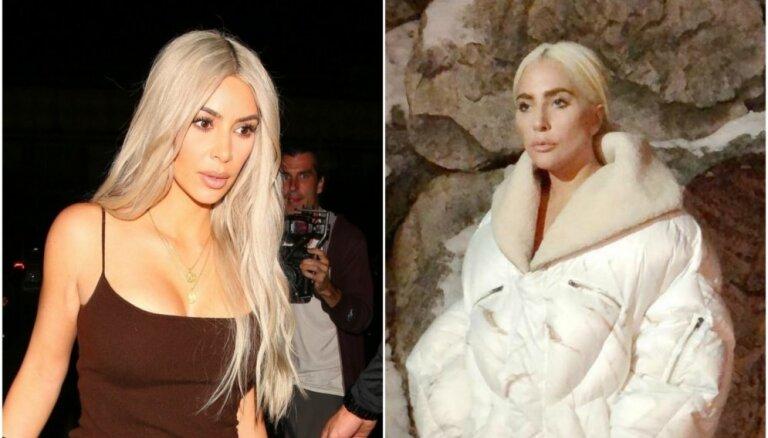 Lady Gaga krīt Kardašjanas fanu nežēlastībā
