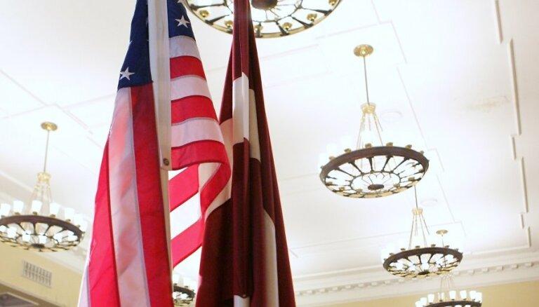 Latviju apmeklēs Galvenais ASV Valsts sekretāres palīdzes vietnieks