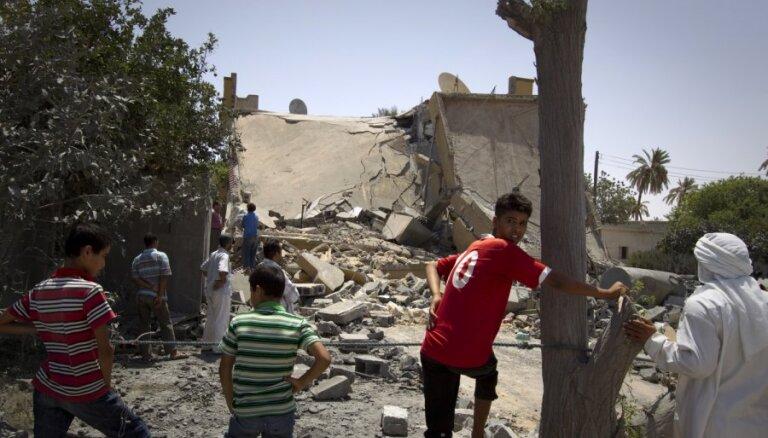 Россия окажет помощь Ливии на $7 млн.