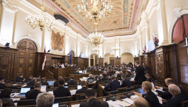 Сейм вернет в госбюджет Латвии почти 4 млн. евро