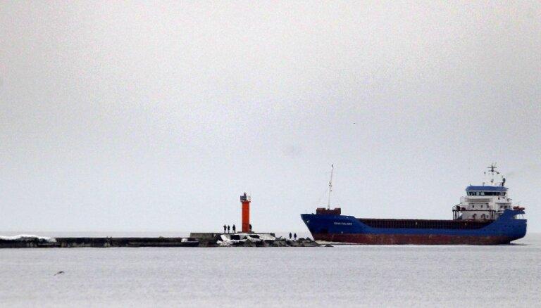 Jūrniecība ir viena no mazāk ietekmētajām nozarēm, 'Saskaņai' atbild Linkaits