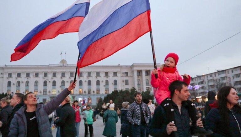 СМИ: В 2019 году в Евросоюзе откроется представительство Крыма