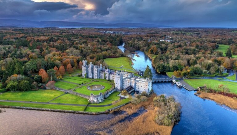 Karaliska atpūta: pilis un cietokšņi, kuros ierīkotas viesnīcas