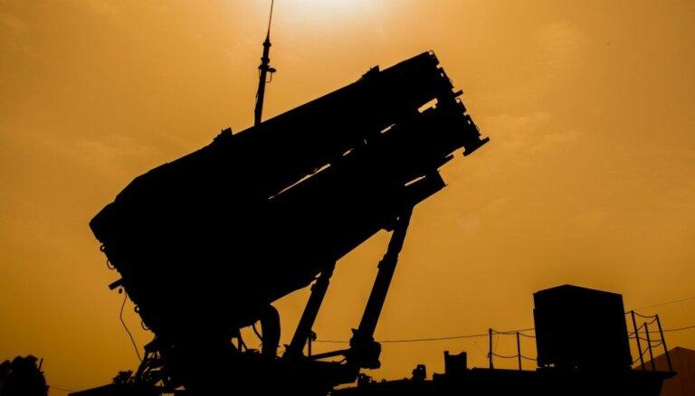 ASV izspēlē savu trumpi: piedāvā Turcijai iegādāties zenītraķešu sistēmu 'Patriot'