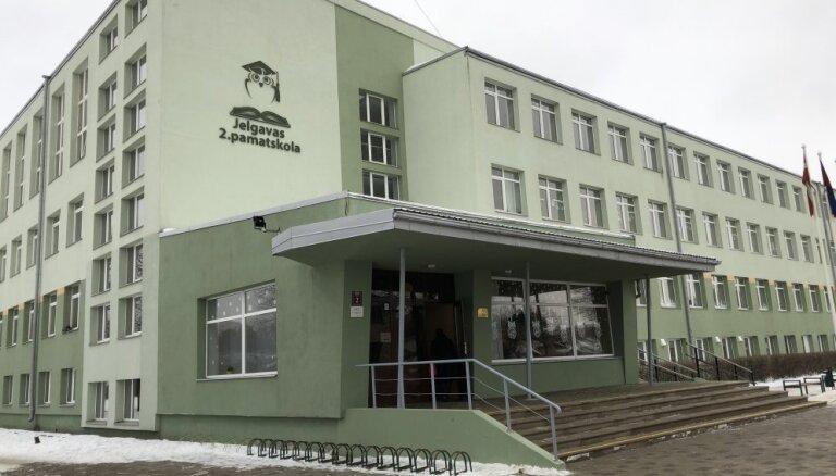 Елгава: родители готовят массовую акцию протеста против закрытия 2-й основной школы
