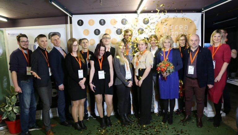 Veiksmīgi noslēdzies jauniešu uzņēmējdarbības veicināšanas projekts 'CREAzone Reinvent'