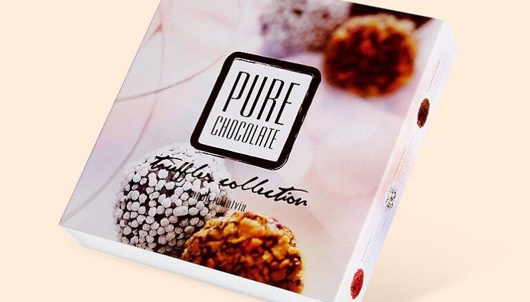 Tiesa noraida Vācijas uzņēmuma prasību par 'Pure Chocolate' preču zīmēm