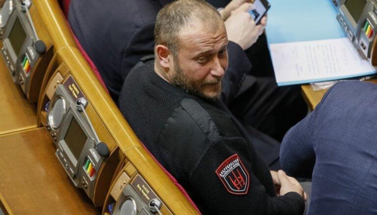 Дмитрий Ярош исчез из открытой базы розыска Интерпола
