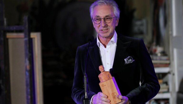 Ojārs Rubenis ievēlēts par Teātra darbinieku savienības priekšsēdētāju