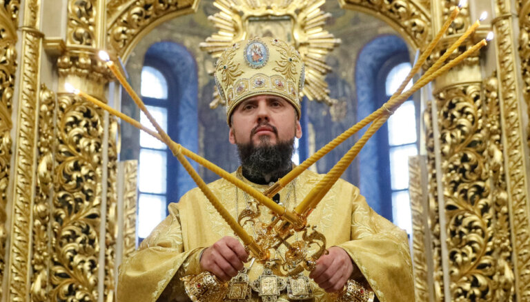 Православная церковь Украины: Москва разрушает единство