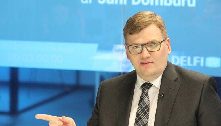 Rīgas domes atlaišana ļautu Ušakovam atkal kļūt par mēru, skaidro Pūce