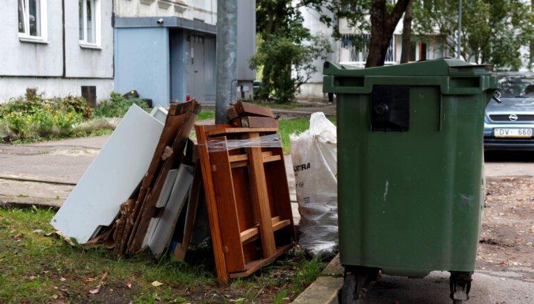 'Nesodīt laukus Rīgas dēļ' – konceptuāli atbalsta 'antimonopola' grozījumus atkritumu likumā
