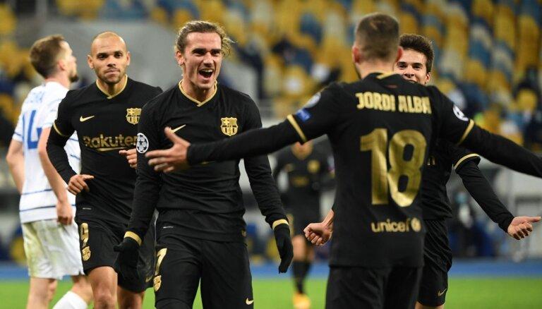 Četras komandas jau priekšlaicīgi nodrošina sev vietu UEFA Čempionu līgas izslēgšanas turnīrā