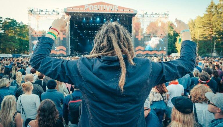 'Lattelecom' pārtraucis sadarbību ar 'Positivus' festivālu