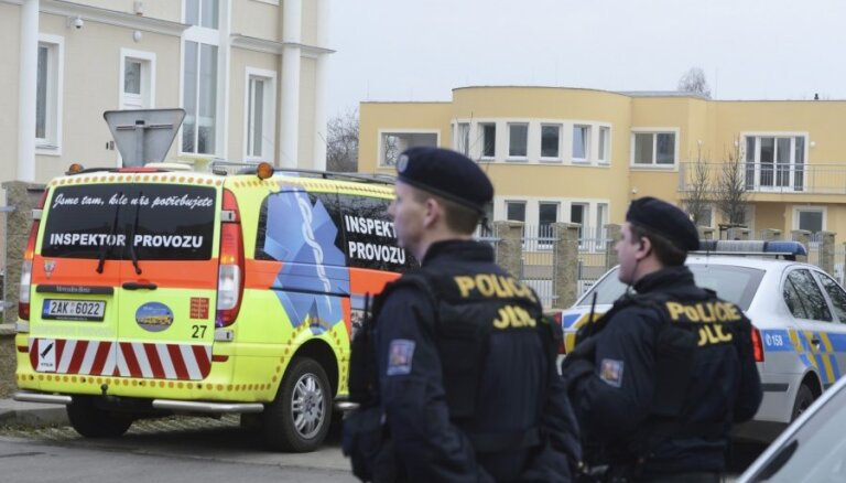 Взрыв в Праге: убивший палестинского посла сейф не открывали более 20 лет