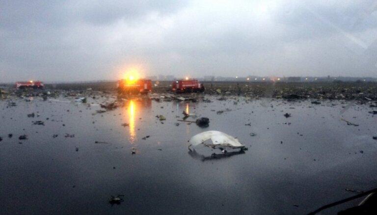 СМИ узнали подробности крушения Boeing-737 в Ростове