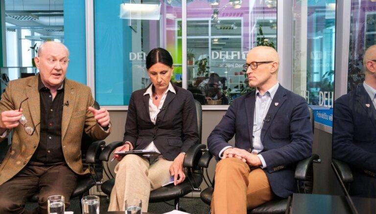 'Delfi TV ar Jāni Domburu': Liepājai jādomā par mantinieku