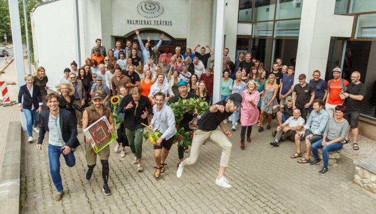 Foto: Valmieras teātris sāk 99. sezonu ar deviņām pirmizrādēm