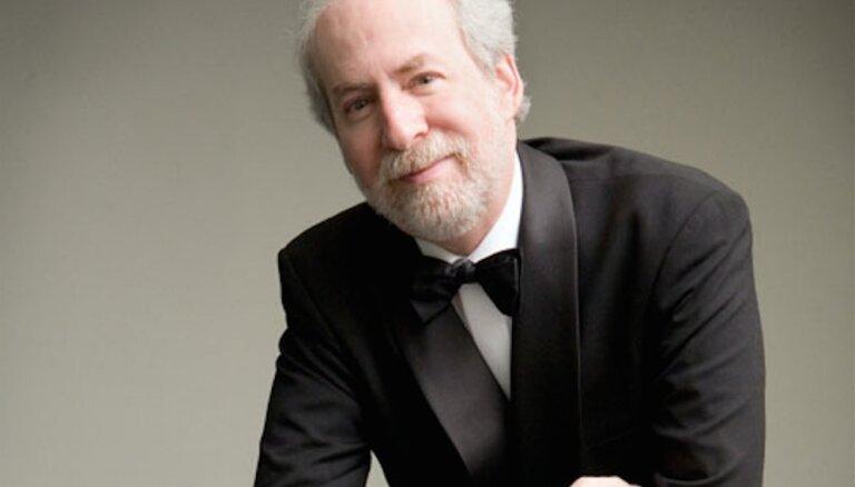 Rotko centrā uzstāsies izcilais amerikāņu pianists Haskels Smols