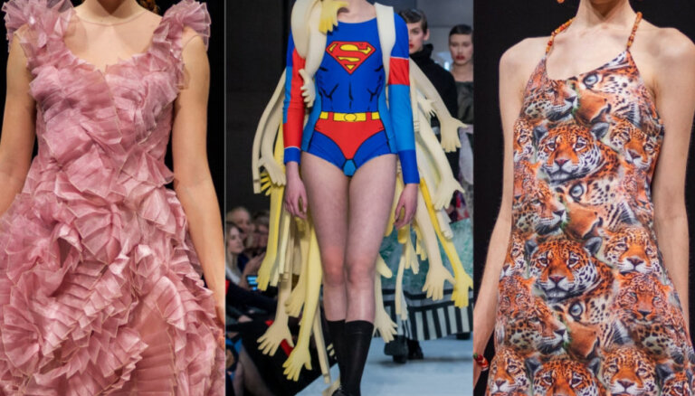 Tallinn Fashion Week 2019: от образа Русалки до Супермена-женщины