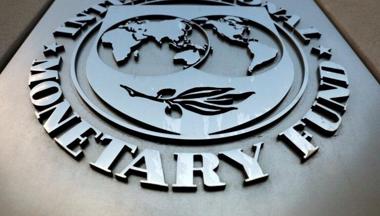 В Латвию прибудет с визитом миссия МВФ