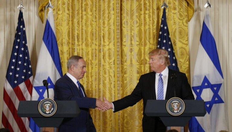Трамп официально признал Голанские высоты территорией Израиля