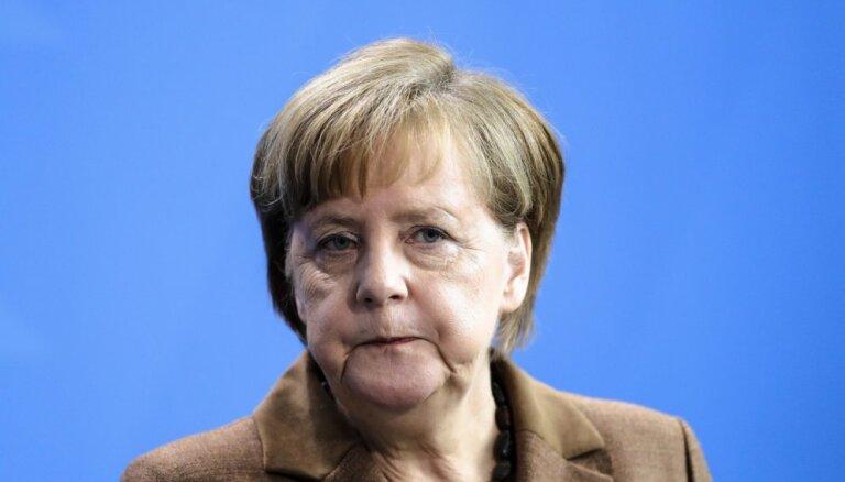 Меркель уйдет с поста председателя ХДС и не будет выдвигаться в канцлеры