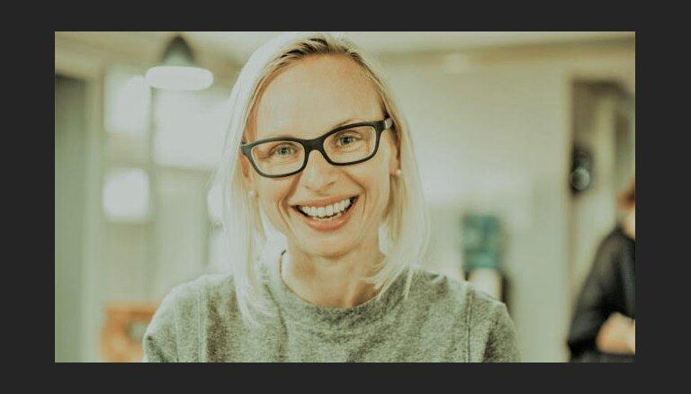 Kristīne Mennika par elastīgu darba vidi un 'Strādā jebkur' dienu