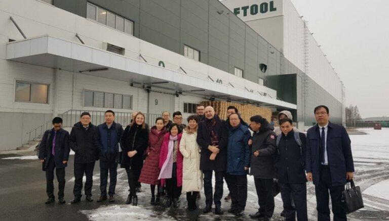 Rīgas osta – svarīgs loģistikas posms e-komercijas attīstībai ar Ķīnu