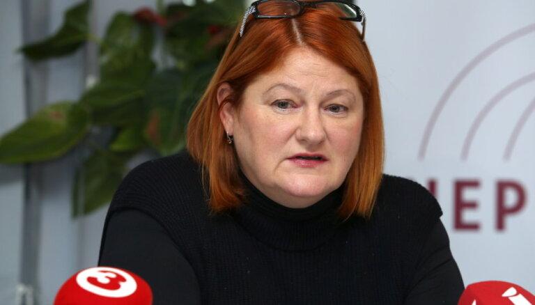Лидака покинула Национальный совет по электронным СМИ