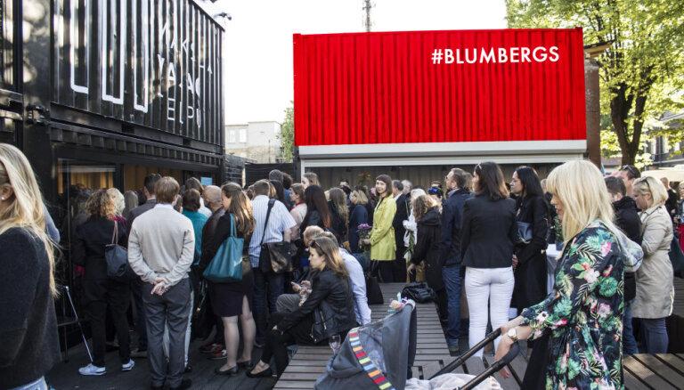 Miķelis Fišers ievadīs Blumbergam veltītu izstāžu sēriju 'MVT' Vasaras mājā