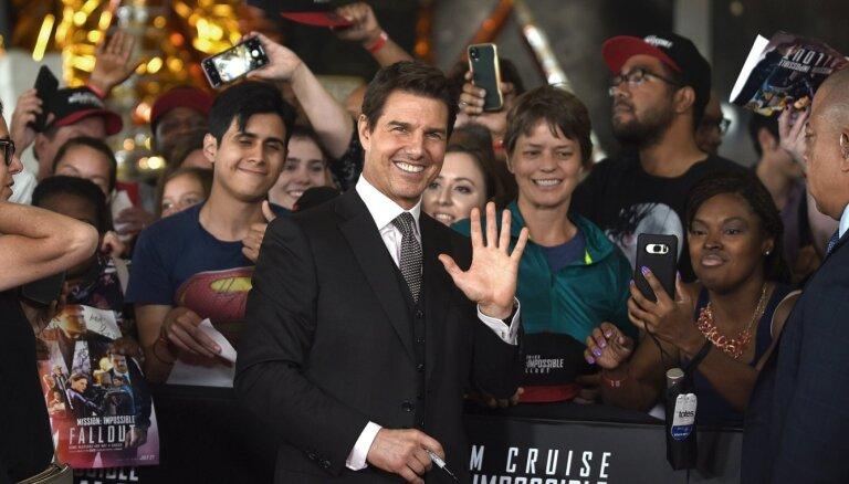 Apvienotā Karaliste atbrīvos Holivudas aktierus no obligātās karantīnas