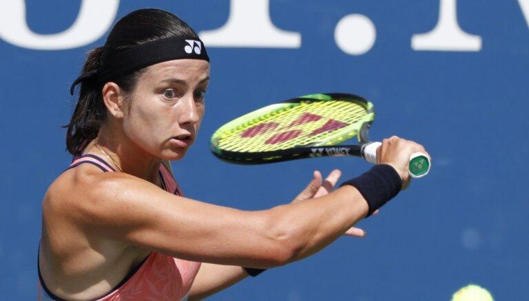 ФОТО: Севастова успешно стартовала на US Open