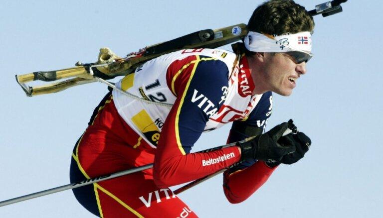 Тренером Расторгуева стал титулованный биатлонист из Норвегии
