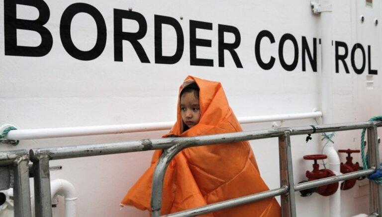 'Frontex' veidos ātrās reaģēšanas vienību imigrācijas kontrolei